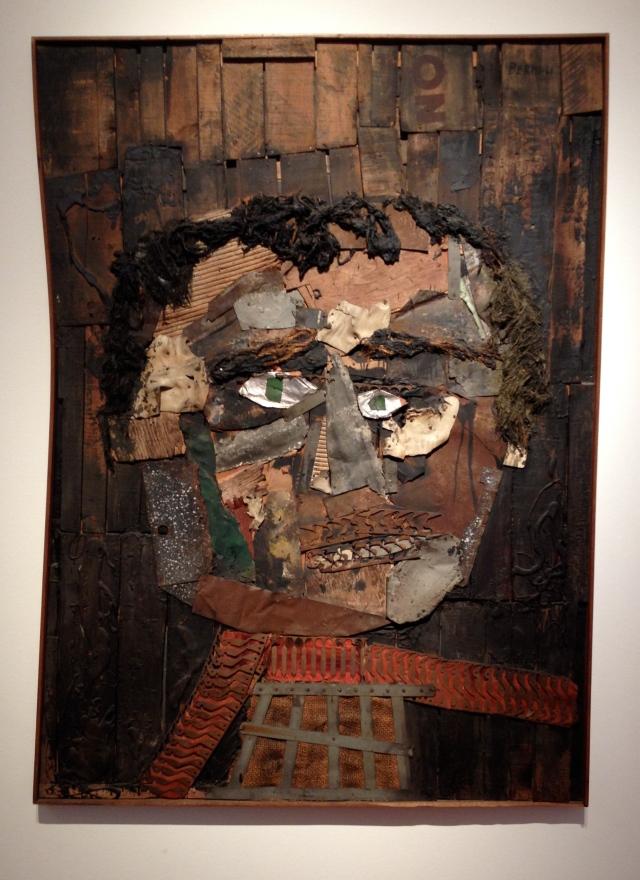 Retrato de Juanito Laguna 1961