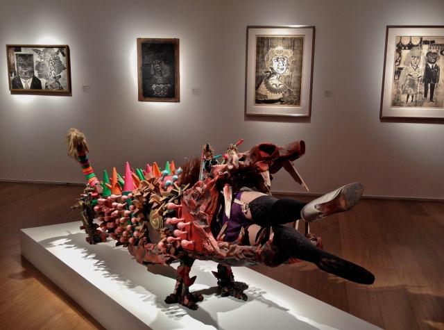 La voracidad, de la serie Los monstruos del infierno se disputant a Ramona Montiel 1964
